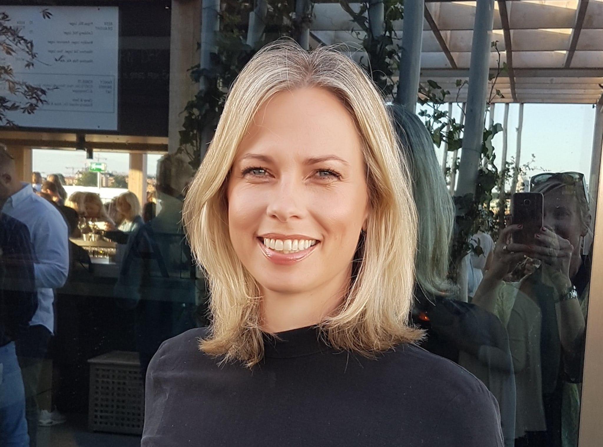 annika billing är ny generalsekreterare på operation smile